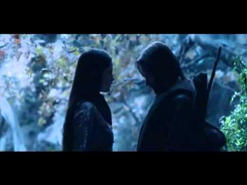 Un Choix Difficile - Aragorn Arwen Eowyn