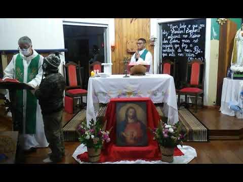 Santa Missa | 17.06.2021 | Quinta-feira | Padre Francisco de Assis | ANSPAZ