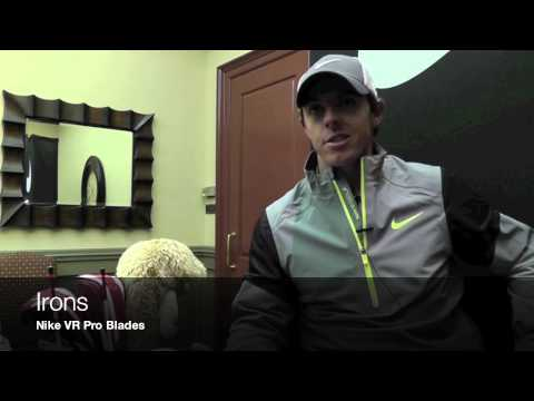 Rory McIlroy What's In The Bag - NEW Edition