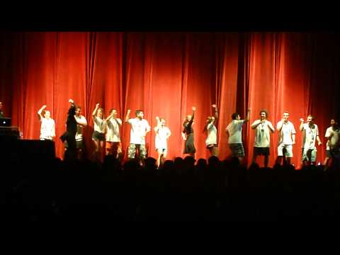 Fiesta Hard Rock Cafe Orlando Grupo Julio 2014 Video 04