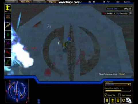 Q3 на базе движка WarCraft III: TFT
