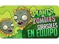 GIRASOLES EN EQUIPO! | Plantas VS Zombies Garden Warfare