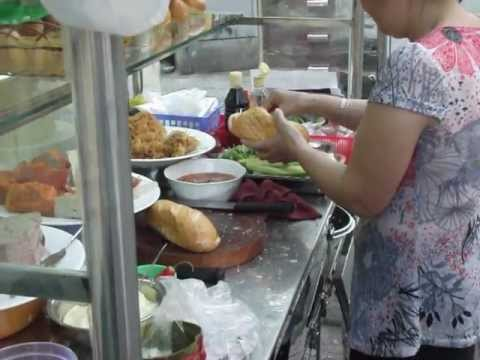 Best Banh Mi in Ho Chi Minh City