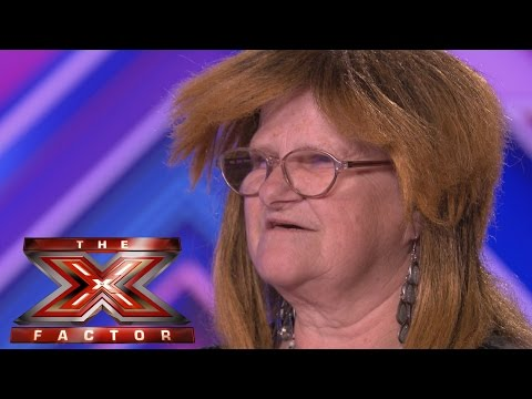 Carol Trevarthen sings Tina Turner's Simply The Best - Audition Week 1 - The X Factor UK 2014