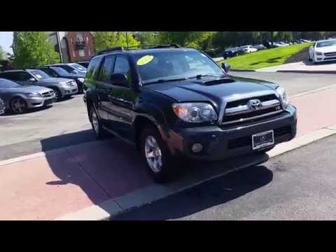 2007 Toyota 4Runner from Crown Mercedes-Benz of Dublin, OH Live Market Price: $14,000