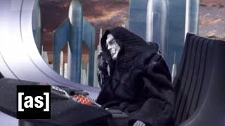 Robot Chicken: Darth Vader Collect Calls the Emperor