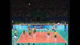 Volleyball Hits