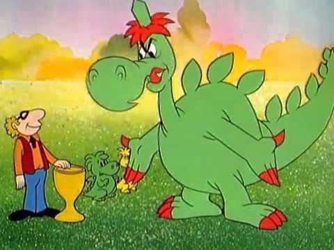 Grisu der kleine Drache Folge 14 Zeichentrick mit dem Drachen Grisu Teil 1