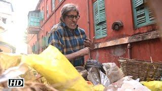 IANS : Amitabh Bachchan Injured during 'TE3N' shoot
