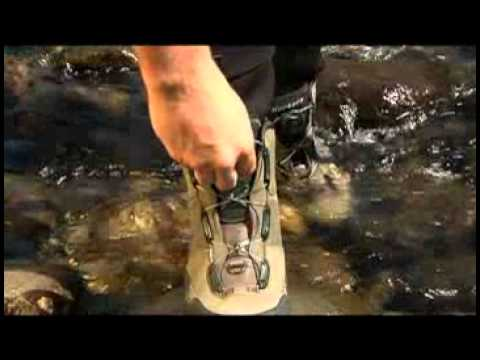 Korkers Wading Boot Fishing Product Overview