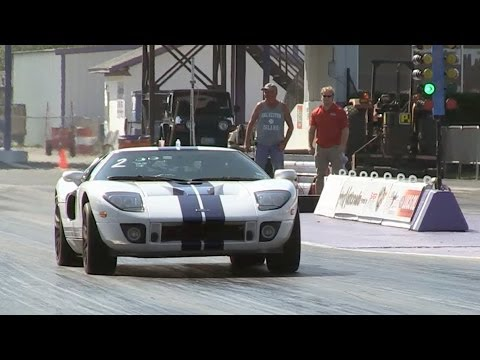 Quickest Ford GT - 9.3 @ 151mph - Supercharged, Twin Turbo & Nitrous!!
