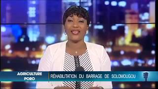 Réhabilitation du barrage de Solomougou - Compte de la RTI 1