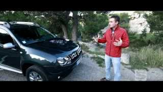 TEST Dacia Duster facelift by Giurgea