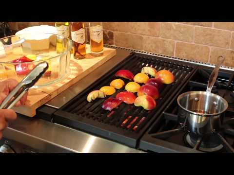 Grilled Fruit and Vinegar