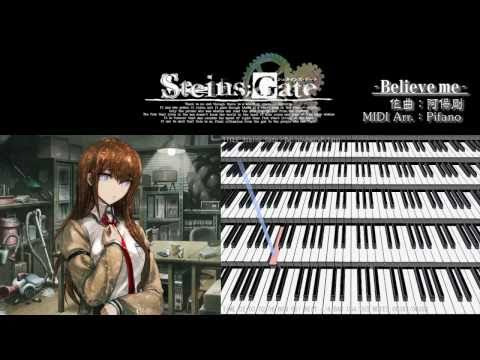 Steins;Gate - Believe me