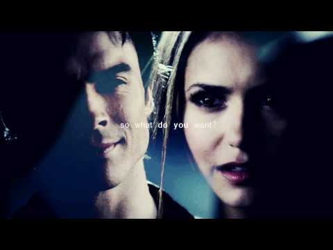 delena; it's right...just not right now [3x22 the departed]