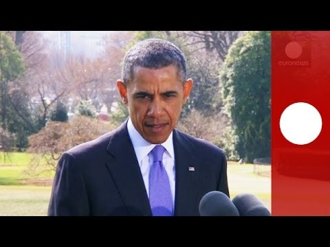 Obama: US can target key sectors of Russian economy (full address)