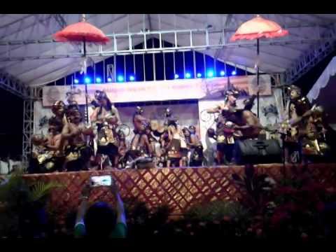 Ungasan festival 2014.Br.SariKarya-Ungasan(ESKAR)