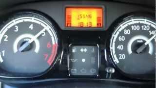 Acelerando Renault Sandero 2012 1.0 16v Original Até 190