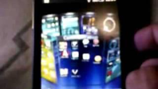 Samsung Galaxy Mini GT S5570 A.k.a Galaxy POP.wmv