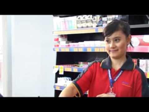 Video Standar Salam & Pelayanan di Alfamart