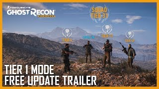 Ghost Recon Wildlands - Tier 1 Mode Trailer