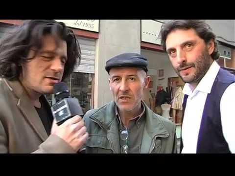 I Gemelli Siamesi intervistano i tifosi alla vigilia di Fiorentina-Juventus