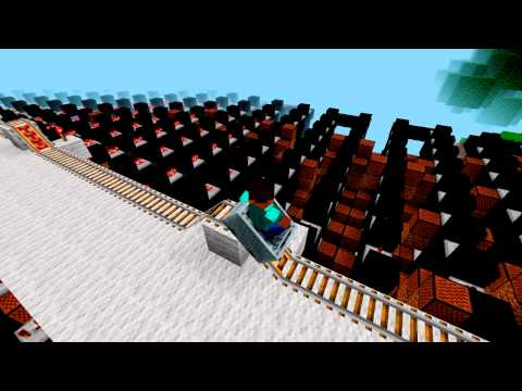 Billie Jean- Michael Jackson with Minecraft Note Blocks