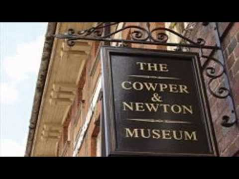 The Cowper and Newton Museum Newport Pagnell Buckinghamshire