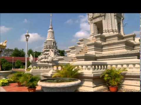 Сатьяван. Пном Пень, столица Камбоджи