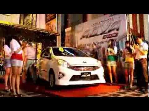 Toyota Agya salah satu paling diminati di IIMS