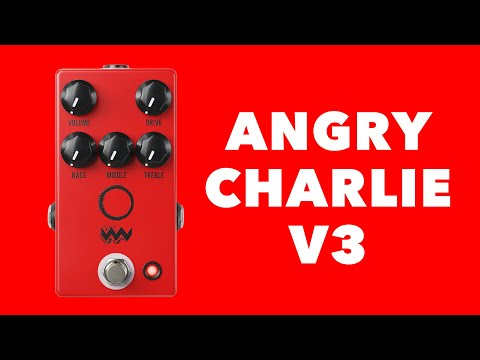 JHS Angry Charlie V3 Channel Drive Pedal