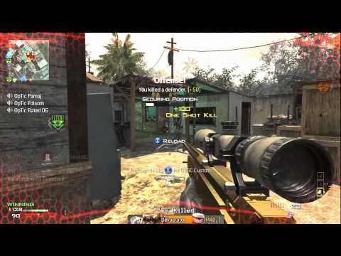HD - Mw3 Sniper Montage 3 - OpTic Predator - Episode 3 | Modern Warfare 3