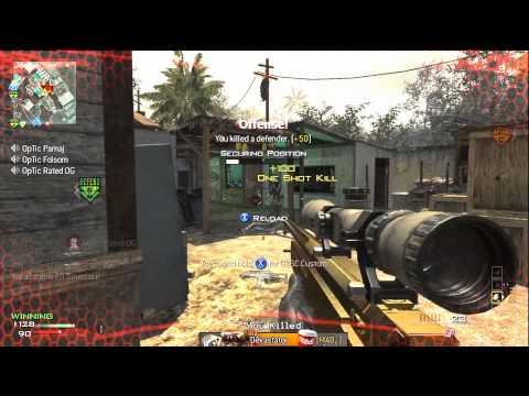 HD - Mw3 Sniper Montage 3 - OpTic Predator - Episode 3 | Modern Warfare 3
