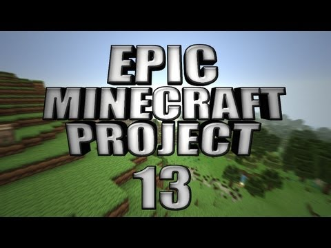 EPIC MINECRAFT PROJECT - Part 13: Moving Bedroom