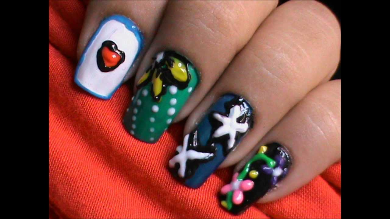 Nail designs with a pen nail art pen designs this is our first view images d nail art pens design ideas cost designs price and easy prinsesfo Gallery