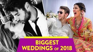 The Most Memorable Celebrity Weddings of 2018 | ⭐OSSA