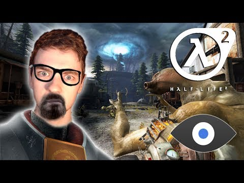 Half Life 2 with the Oculus Rift | NATIVE SUPPORT DONE RIGHT