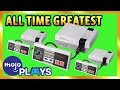 Greatest Video Game Console of All Time The Nintendo Entertainment System