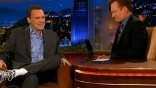 Conan: Norm MacDonald Tells the Moth Joke