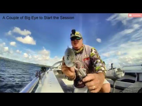 Fish That Snag - VLOG Series - Small Fish on Surface While the Wind Howls