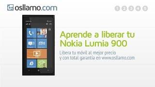 Liberar Tu Nokia Lumia 900