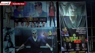 Arrambam Release, a night before, the Theatres -