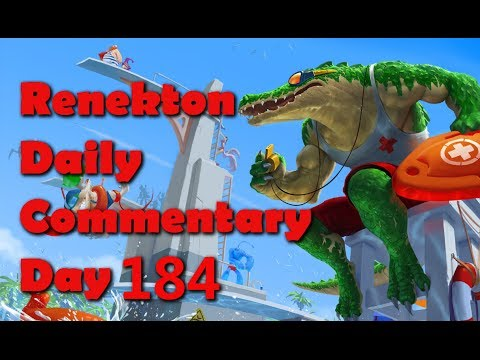 Renekton Daily Commentary - Day 184 - Renekton Vs Heimerdinger