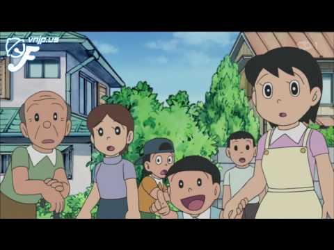 Doraemon Tiếng Việt tập 54   Ăn kẹo đường thành ca sĩ & Hồi ức về bà & Câu chuyện cảm động
