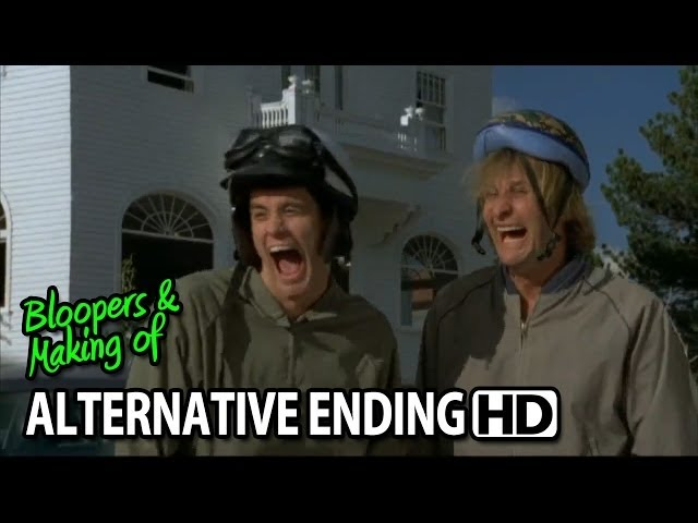 Dumb & Dumber (1994) Alternative Ending Scene
