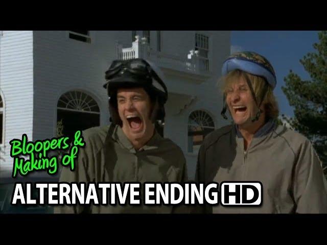 Dumb & Dumber (1994) Alternative Ending Scene