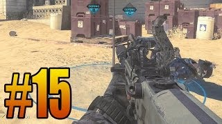 Ghosts 5 KD Challenge Episode 15 - AWFUL HC Domination (Call of Duty Playstation 4 Gameplay)