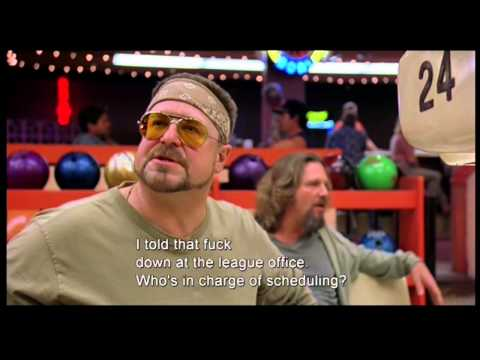 The Big Lebowski (clip 12- part 3)