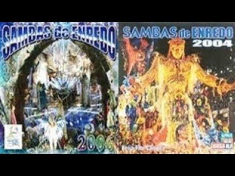 Grandes Sambas de Enredo Especial (Carnaval 2004 - 2005 - 2006 - 2007)